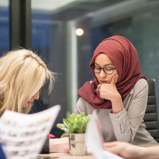 international marketing branding Muslim MLC Media